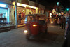 Later that evening, we returned to the main street where the Tuk-Tuks are the main mode of transportation.